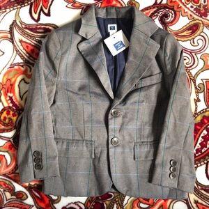 Janie and Jack size 3 Coat Blazer Suit
